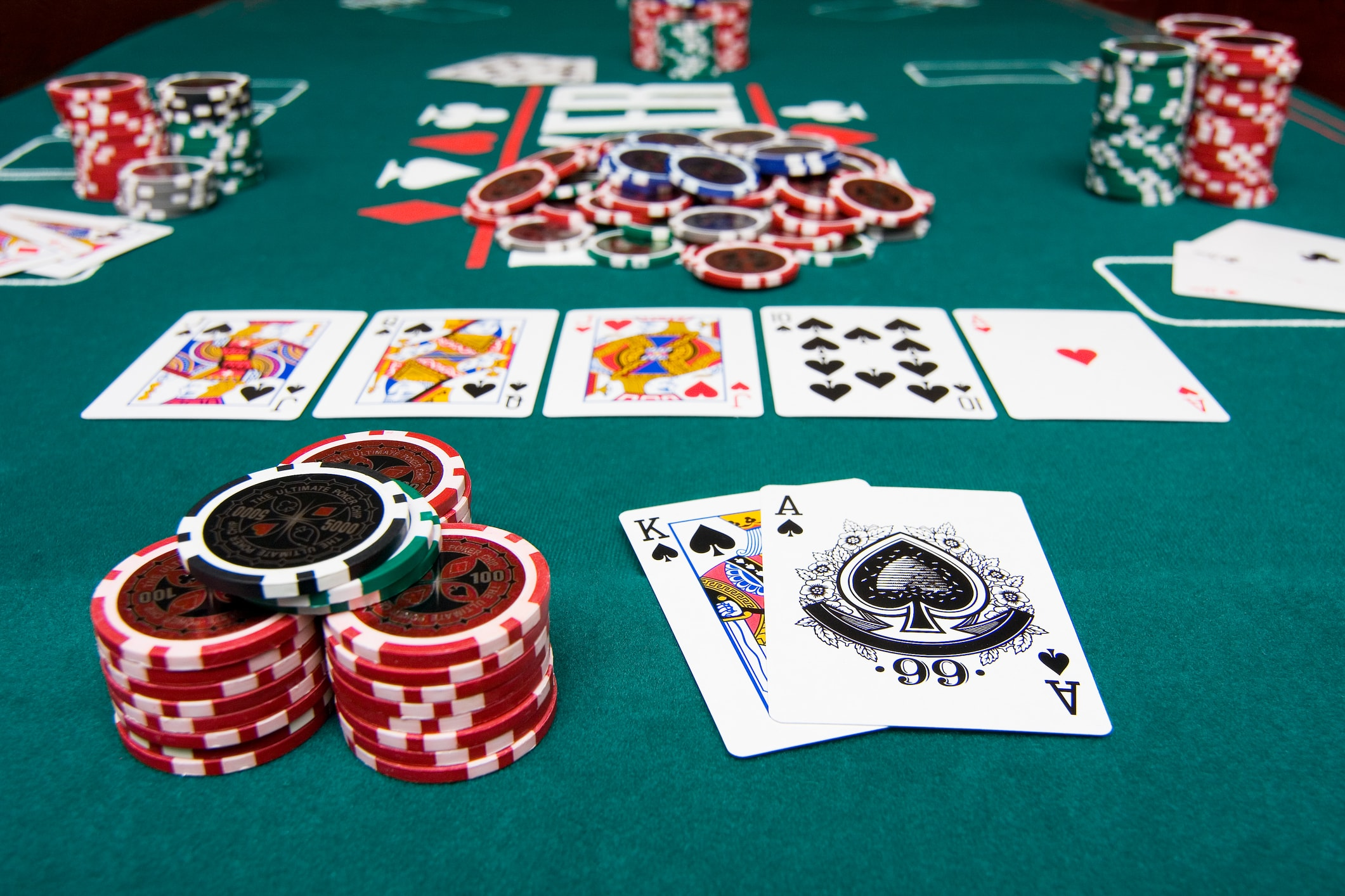 Poker dealing jobs in florida